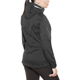 X-Bionic Daily Outdoor Shell Jacket Damer, black/red